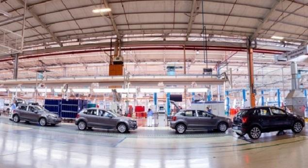 VW Uitenhage plant