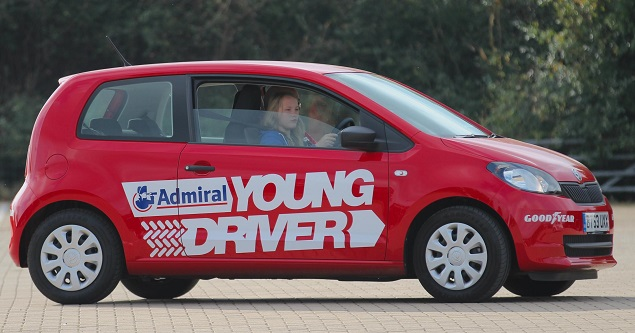 YOUNG DRIVERS ON WRONG TRACK Image: Young Driver/Newspress