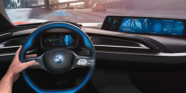 Full auto autonomy by 2021 Image: BMW Germany