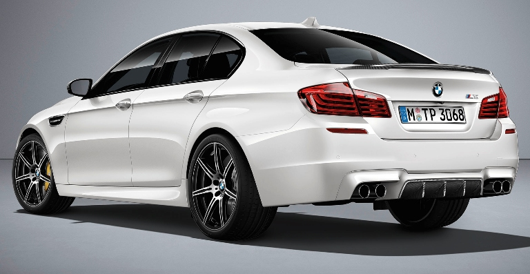 2016 M5 run-out Competition Edition. Image: BMW Germany