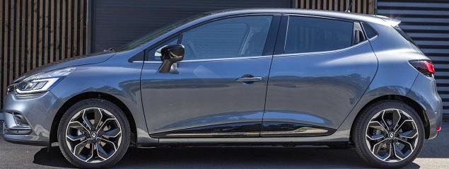 2016/7 Renault Clio Image: Renault