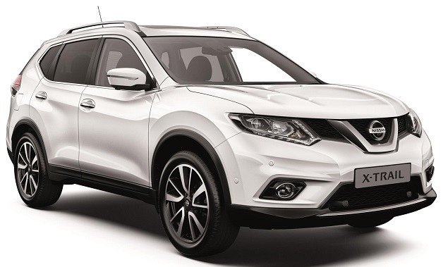 Nissan X-Trail sold on Twitter