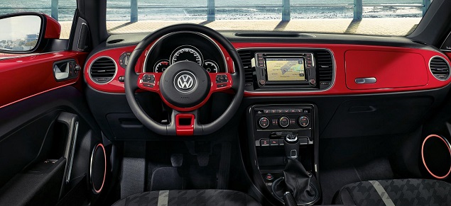 2017 VW Beetle R-Line Image: VW