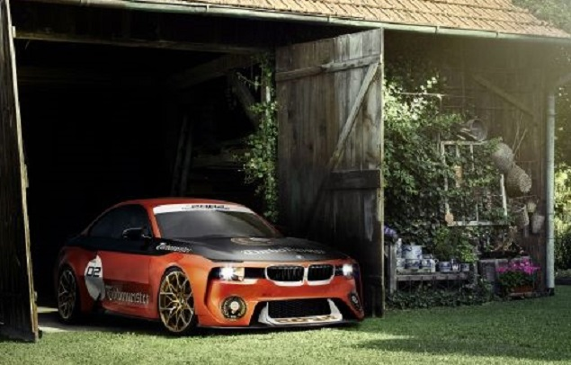 BMW Hommage at 2016 Pebble Beach Concours