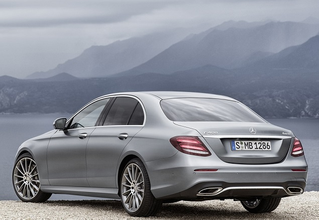 Two more models for 2016 Mercedes E-Class. Image: Mercedes-Benz