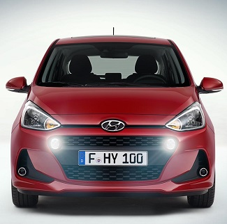 2017 Hyundai i10. Image: Hyundai Europe