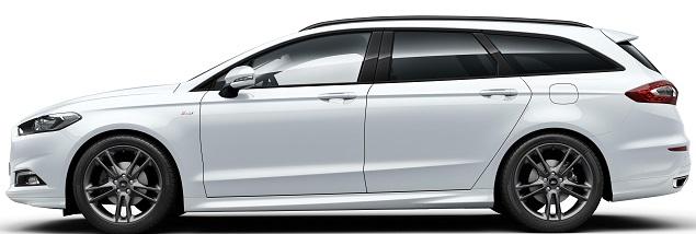 2016 Ford Kuga S-Line