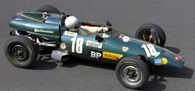 Niki Lauda (A), Kaimann Volkswagen (1969) Photo Förster