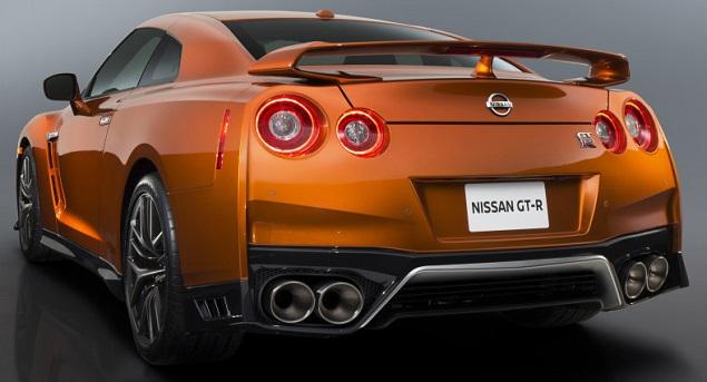 Nissan GT-R at Kyalami Festival Image: Nissan SA