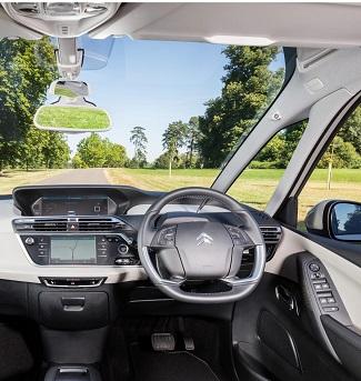2016 Citroën C4 Picasso / Grand Picasso. Image: Newspress/Citroën