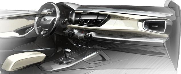 Next Kia for launch at 2016 Paris auto show. Image: Newspress/Kia