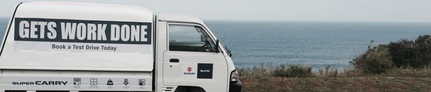 Suzuki Super Carry. Image: Suzuki SA