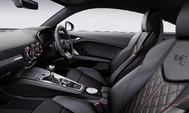 2017 Audi TT. Image: Audi/Newspress