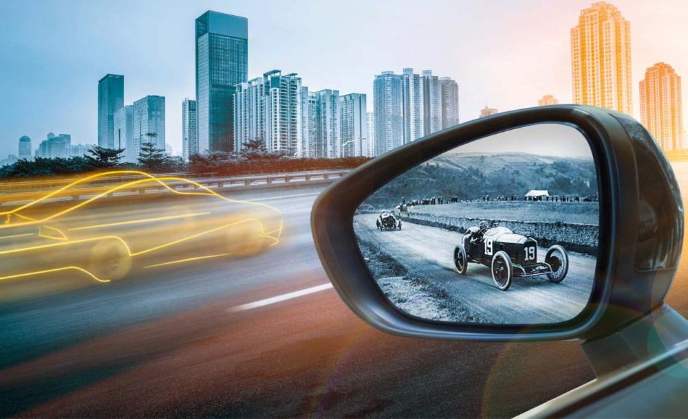 GOING AUTONOMOUS: Crystal-gazing with Kia about their future. Image: Newspress