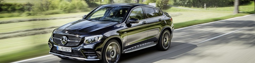 GLC 43 4Matic Coupé. Image: Mercedes-AMG