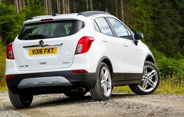 OPEL MOKKA: An appealing alternative. Image; Newspress/Opel