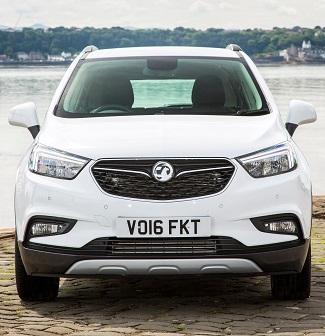 ;OPEL MOKKA: An appealling alternative. Image; Newspress/Opel