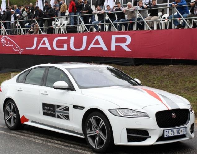 2016 Jaguar Simola Hillclimb - day 2