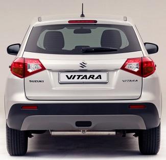 2016 Suzuki Vitara Image: Suzuki SA