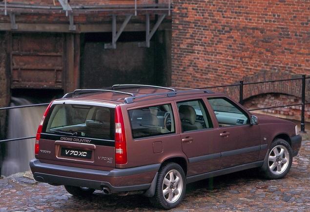 Volvo XC 70 Image: Newspress/Volvo