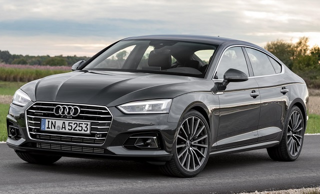 Audi A5/S5 Coupes launched in SA. Image: Audi SA / Motorpress