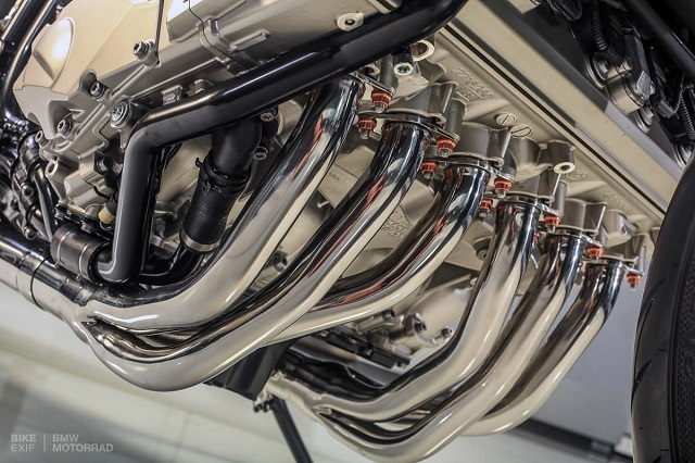2017 BMW K1600 B: Image: BMW Motorrad