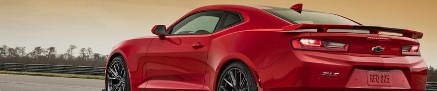 2017 Chevrolet Camaro ZL1 Image: Chevrolet / Newspress