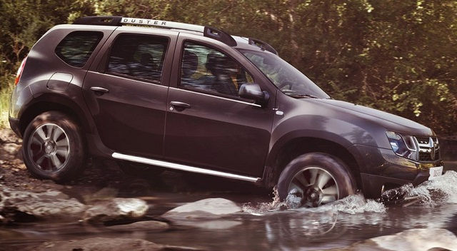 EXTRA POLISH FOR DUSTER: Image: Renault SA / Quickpic