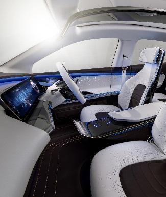 MERCEDES GENERATION EQ: Image: Newspress/Mercedes-Benz