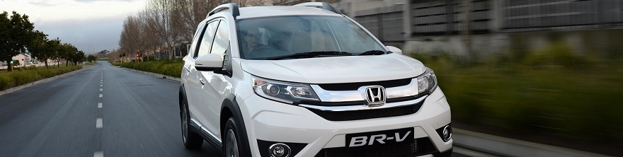 HONDA BR-V: Image: Honda SA