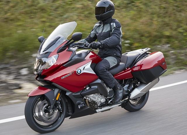 BMW K1600 GT: Image: BMW Motorrad
