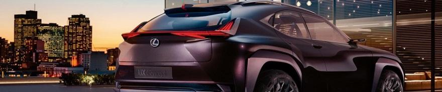 LEXUS US CONCEPT: Image: Lexus