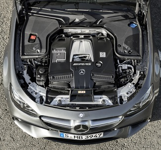 The most powerful E-Class yet - the 2017 AMG E63 4Matic. Image: Mercedes-AMG