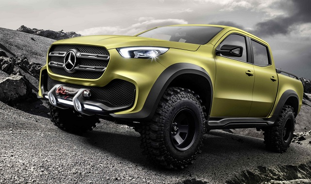 2018 mercedes benz bakkie. unique mercedes the merc xtruck image mercedesbenz  newspress in 2018 mercedes benz bakkie e