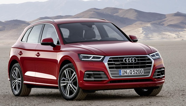 ALL-NEW Q5: Image: Newspress/Audi