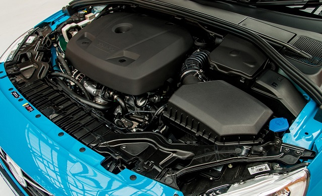 2017 VOLVO S60 POLESTAR: Image: Quickpic/Volvo