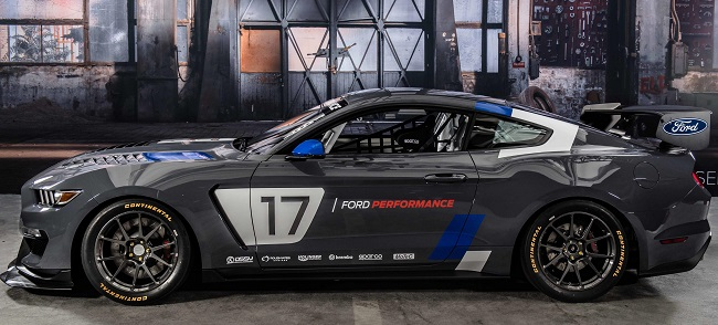 2016 FORD MUSTANG GT4 - Image: Ford Racing