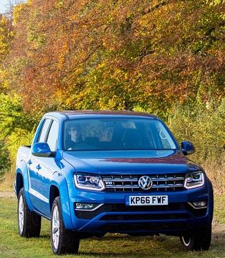 2017 VW AMAROK: Image:s: VW UK / Newspress