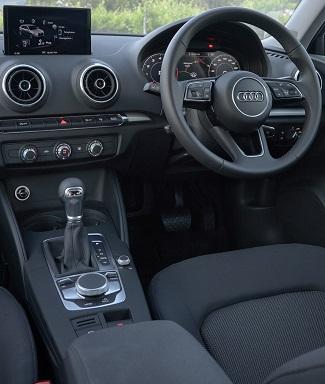 2017 Audi A3. Image: Audi SA