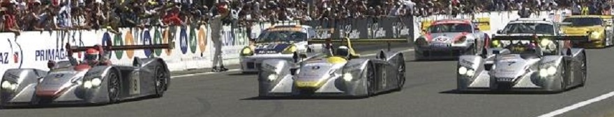 AUDI OUT OF LE MANS: Image: Audi Motorsport