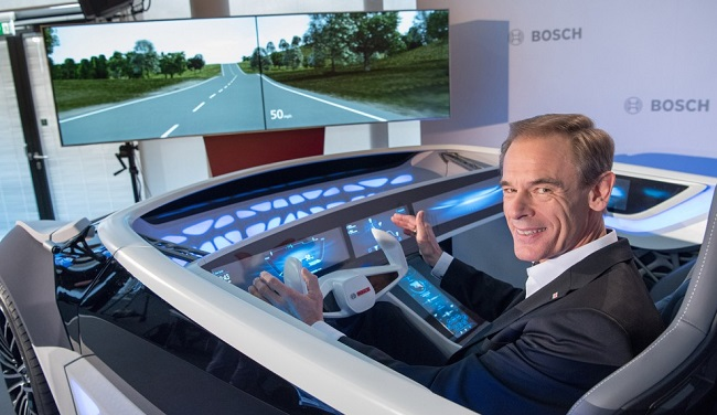FUTURE MOBILITY: Images: Bosch