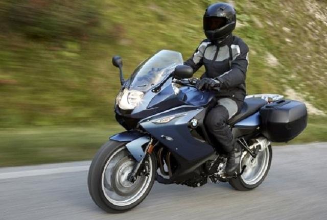 2017 BMW F800 GT Image: BMW Motorrad