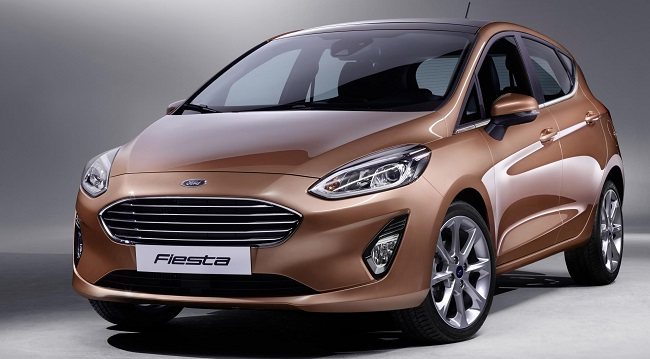 2017 FORD FIESTA Image: Ford Europe / Newspress