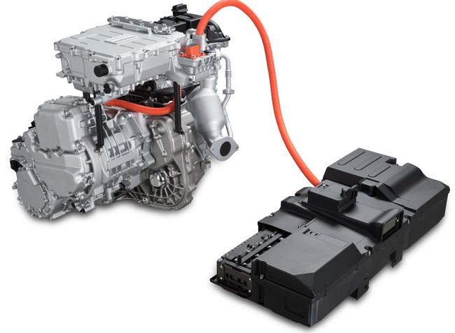 PETROL/ELECTRIC Leaf: Image: Nissan
