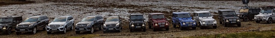 MERCEDES WAGONS TAME THE HIGHLANDS: Images: Newspress / Mercedes-Benz