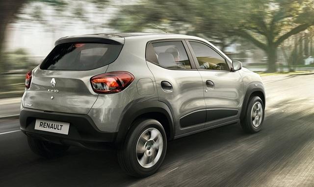 2016 RENAULT KWID Image: Renault / Quickpic