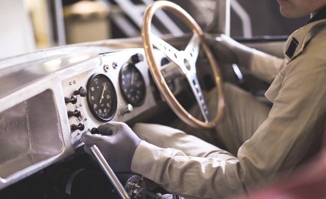 RE-BORN JAGUAR XK SS: Images: Jaguar Land Rover