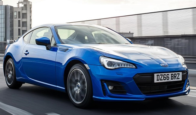 2017 SUBARU BRZ: Whole new look. Image: Subaru / Newspress