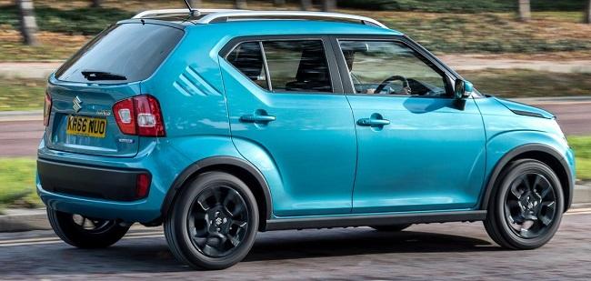2017 Suzuki Ignis Image: Suzuki / Newspress