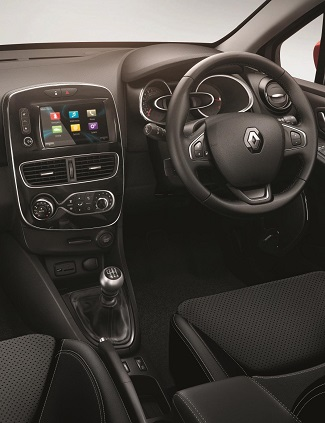 NEW TOP MODEL FOR CLIOS: Already update range gets a bonus with extra equipment. Image: Renault France